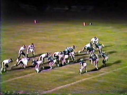 1985 Flint River Academy Wildcats at Barnesville Academy Warriors (football)