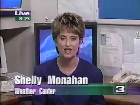 KCRA 1997 Sacramento Flood Live News Coverage