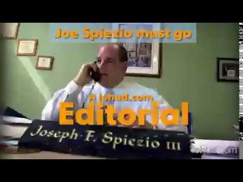 Mount Vernon's Mayor Thomas must remove Joseph Spiezio Edito