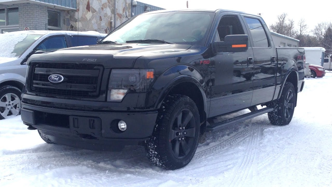 2013 ford f 150 fx4 from ride time in winnipeg luxury appearance package w 3 5l v6 ecoboost youtube