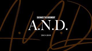 """Suchmos THE DOCUMENT 2013-2019 """"A.N.D."""" HIGHLIGHT"""
