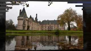видео Замок Анжер во Франции: история, архитектура, фото