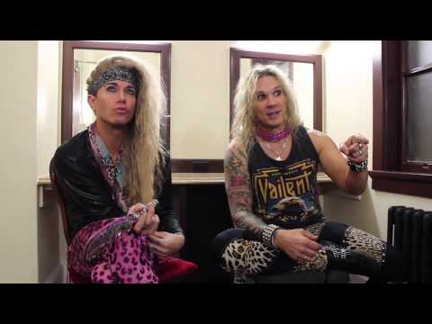 Steel Panther Interview with Music Junkie Press 2014