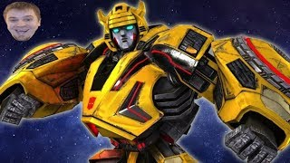 OOOH BUMBLEBEE!!! | Transformers War for Cybertron Multiplayer Gameplay