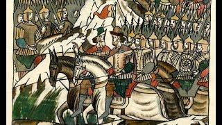 Куликовская битва. Расстановка войск