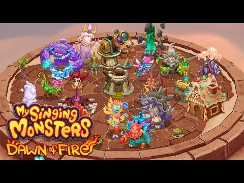 My Singing Monsters Dawn of Fire - Apps on Google Play