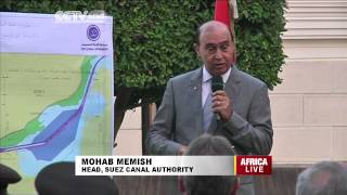 Egypt's New Suez Canal is Expected to Revive the Country