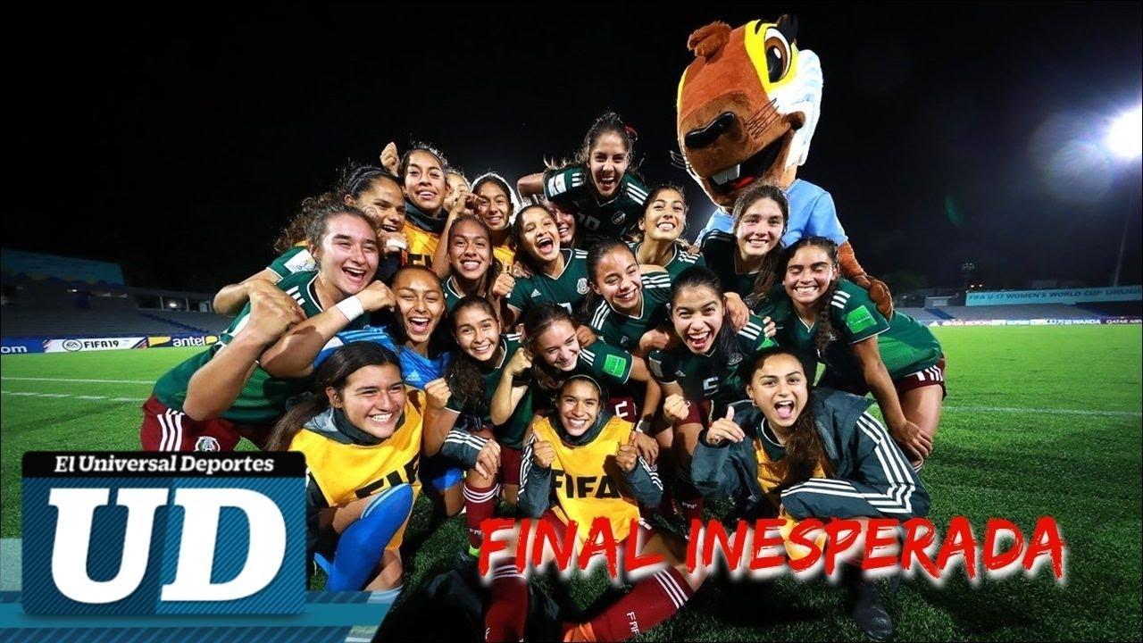 Mxico, primer finalista del Mundial Sub-17
