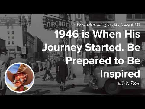 STR 132: 1946 is When His Journey Started. Be Prepared to Be Inspired (audio only)