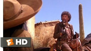 Three Amigos (10/12) Movie CLIP - A Plethora of Pinatas (1986) HD