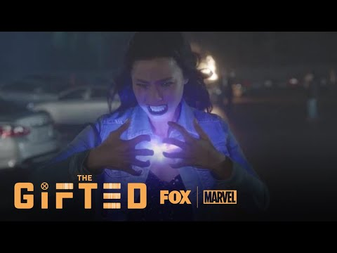 Blink Is Confronted By A Stranger | Season 1 Ep. 11 | THE GIFTED