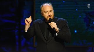 How Louis C.K.'s Comedy Mirrors Women's Allegations