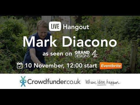 How I crowdfunded Otter Farm - with Mark Diacono