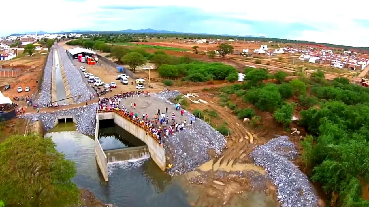 Resultado de imagem para imagens Transposição do São Francisco – Monteiro/PB.