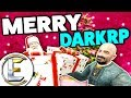 Merry Christmas Here Comes Santa! - Gmod DarkRP (Giving Out Gifts For Everyone To Enjoy)