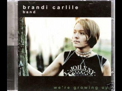 Brandi Carlile-We're Growing Up, Wasted