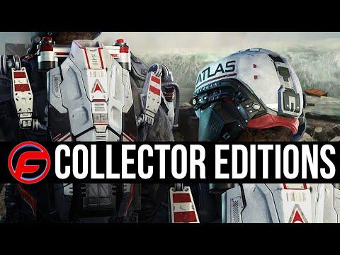 Advanced Warfare Collector Editions Atlas Digital Pro Atlas Pro Edition COD-BUZZ