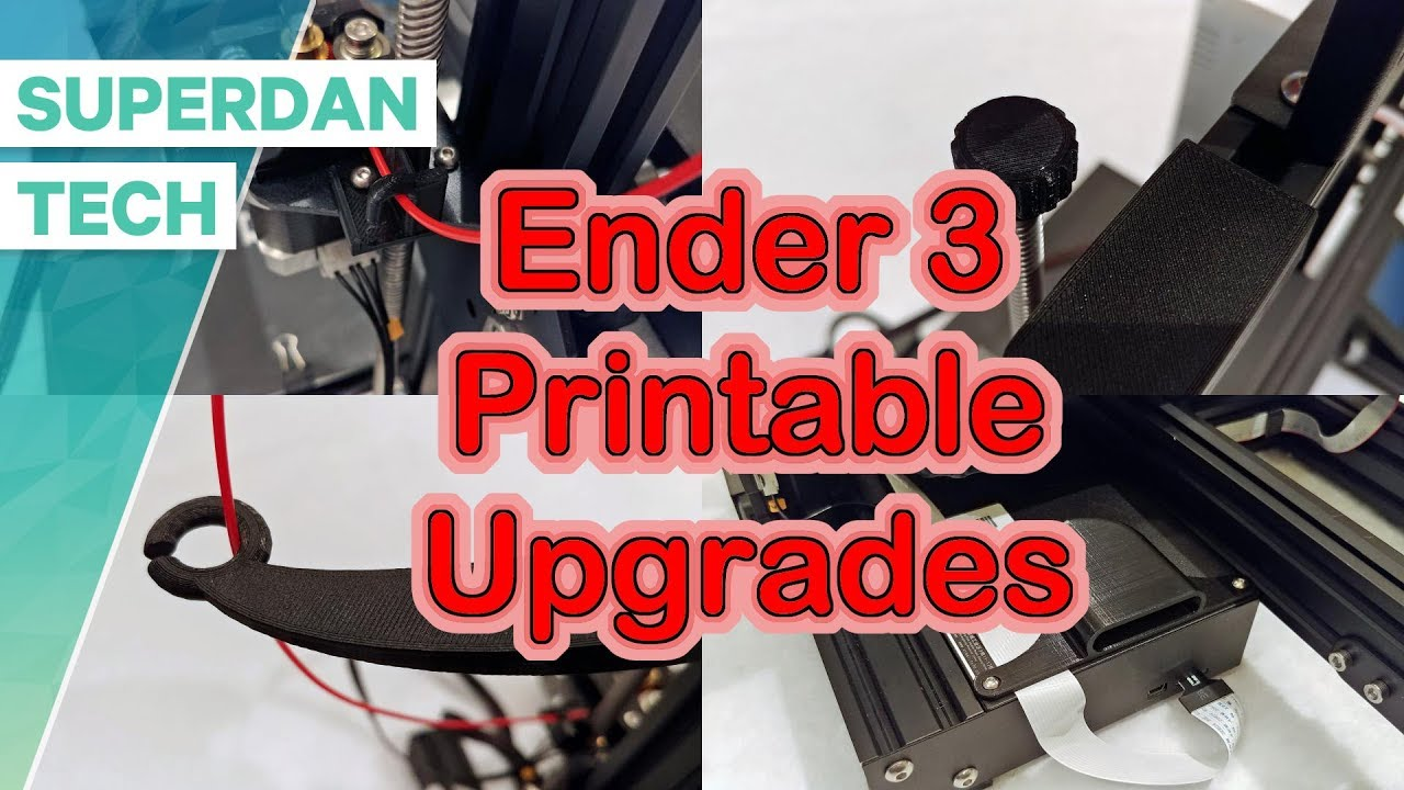 Remarkable image pertaining to ender 3 printable upgrades