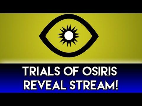 Destiny Trials of Osiris Reveal Stream! (House of Wolves Gameplay)