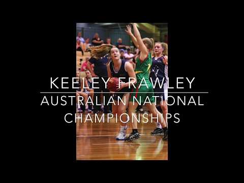 Keeley Frawley full game footage - class of 2019 (Victoria metro Vs WA)