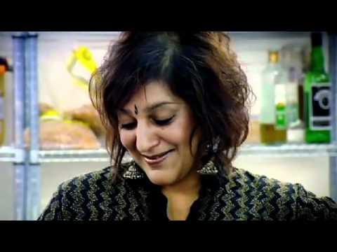 Meera Syal discusses Culture and Food  Gordon Ramsay