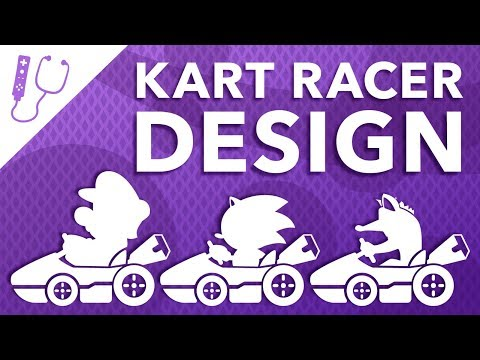 Kart Racers - Designing Fun For Everyone ~ Design Doc