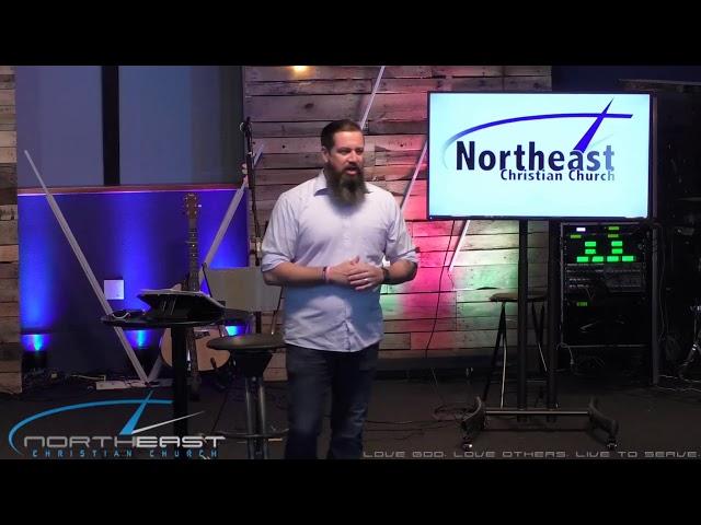 Northeast Christian Church Live-The Immutable Characteristics of God W4