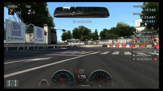 Expert Level Race Car Challenge – Tokyo R246 Reverse – Mazda LM55 Vision Gran Turismo