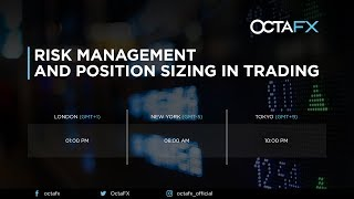 OctaFX Risk Management and Position Sizing in Trading