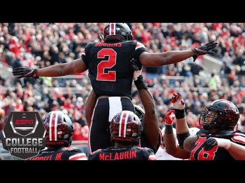 No. 10 Ohio State hangs on to beat Nebraska | College Football Highlights
