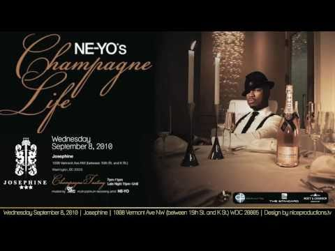 Mobile Video | Official Moët Event w/ Ne-Yo