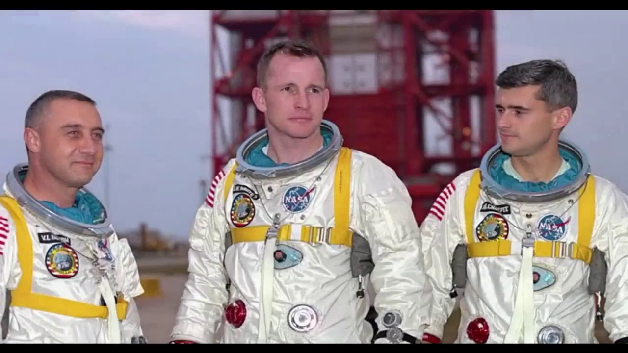 Apollo I disaster: How three astronauts died on Earth ...