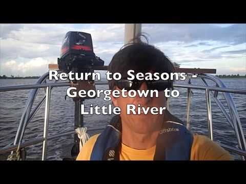 ICW Slog: Georgetown to Little River