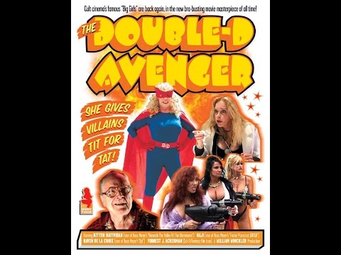 THE DOUBLE-D AVENGER Movie Trailer