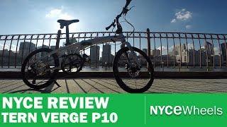 verge P10 - Hydraulic Disc 451 Wheel Folding Road Bike Review