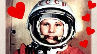 Gagarin – First man in space – Russian listening lesson