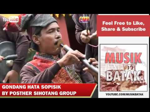 Gondang Batak - Posther Sihotang Group - Gondang Hata Sopisik