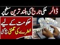 Dollar rate in pakistan Today||Today US Dollar Rate in Pakistan||Latest News PKR to US Dollar