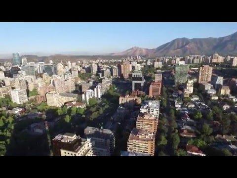 Las Condes in Santiago, Chile