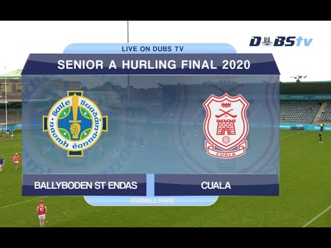2020 Dublin Senior A Hurling Final- Ballyboden St Endas v Cuala