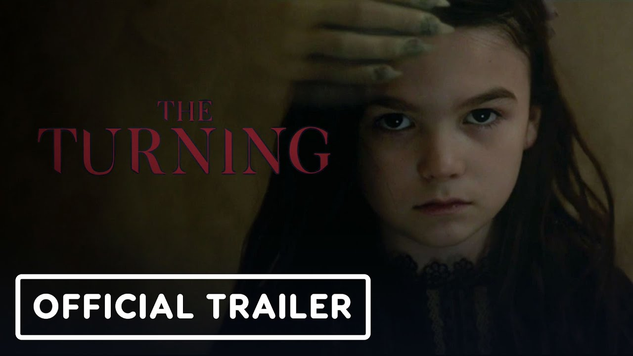 The Turning - Official Trailer (2020) Mackenzie Davis, Finn Wolfhard