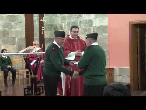 Salesian Brigade Investiture 2011