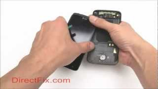 HTC One X Teardown and Disassembly Directions | DirectFix