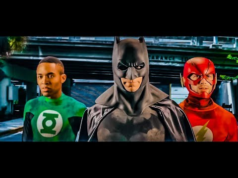 JUSTICE LEAGUE: Onslaught | DC FAN FILM |