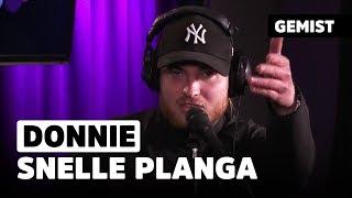 Donnie - Snelle Planga   Live bij De Frank en Vrijdag Show