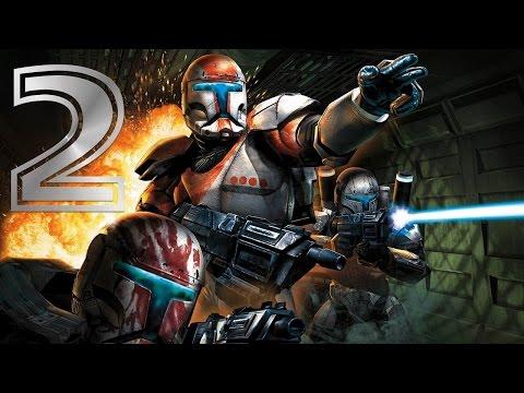 [CZ] Star Wars: Republic Commando #2 - Buy'ce olar, kar'ta ogir