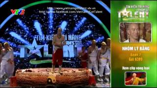 vietnams got talent 2012 - ban ket 4 - nhom ly bang - ms 7