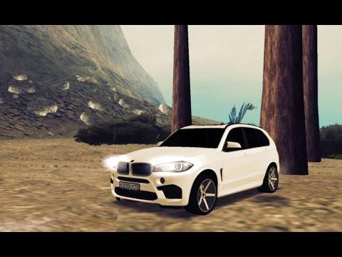 Купил BMW X5M F85! Лучший внедорожник сервера! MTA SA CCDplanet 2 server 69 серия!