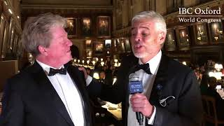Interview with Professor David Kerrigan at the Oxford Hall