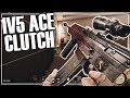 Copper To Diamond: The 1v5 Ace Clutch - Rainbow Six Siege